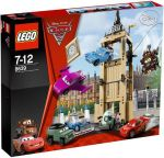 LEGO Cars 8639 L'evasione di Big Bentley