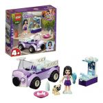LEGO Friends 41360 La Clinica Veterinaria Mobile di Emma