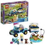 LEGO Friends 41364 - Il Buggy con Rimorchio di Stephanie