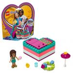 LEGO Friends 41384 La scatola del cuore dell'estate di Andrea
