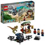 LEGO Jurassic World 75934 Dilofosauro in Fuga