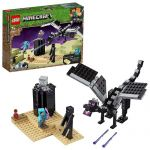 LEGO Minecraft 21151 La battaglia dell'End