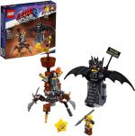 LEGO Movie 2 70836 Batman pronto alla battaglia e Barbacciaio