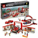 LEGO Speed Champions 75889 Garage Ferrari