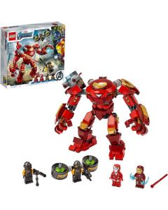 LEGO Marvel Avengers 76164 Iron Man Hulkbuster contro l'agente A.I.M.