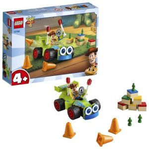 LEGO Juniors Toy Story 4 10766 Woody e RC