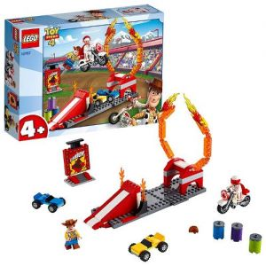 LEGO Juniors Toy Story 4 10767 Le acrobazie di Duke Caboom
