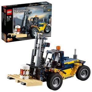 LEGO Technic 42079 Carrello Elevatore Heavy Duty